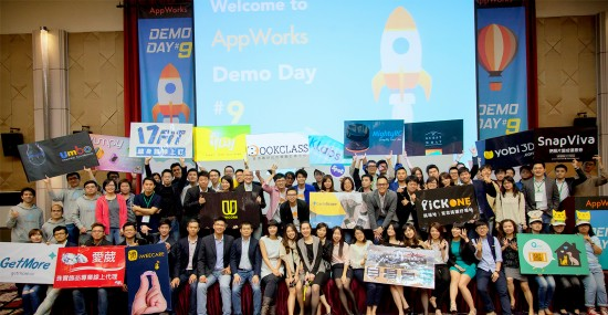 AppWorks Demo Day #9