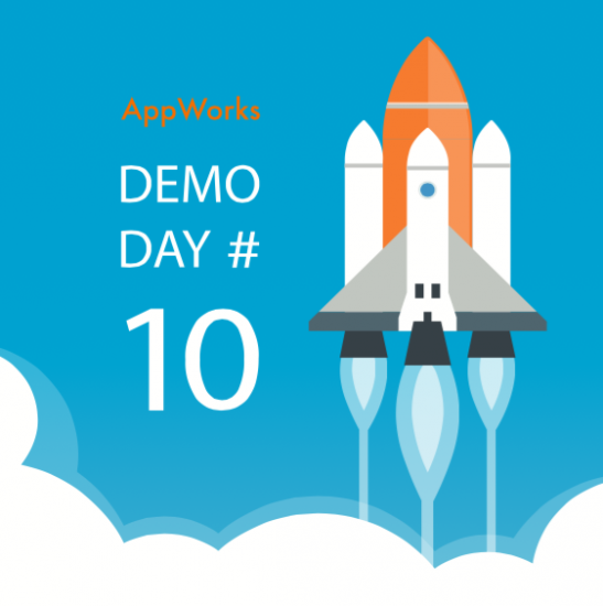 AppWorks Demo Day #10