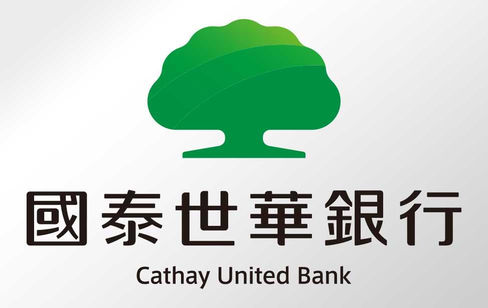 國泰世華銀行 logo